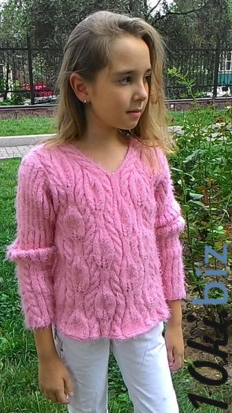 """Пуловер """"Paris"""" Джемпер женский в Алмате"""