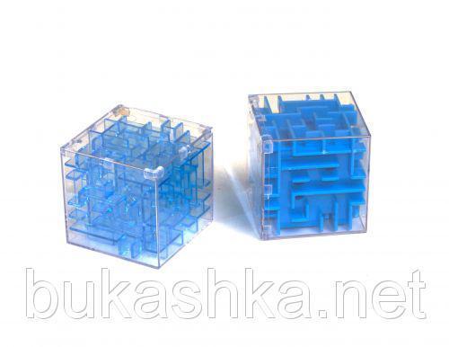 "3D головоломка ""Лабиринт"" (синяя)"