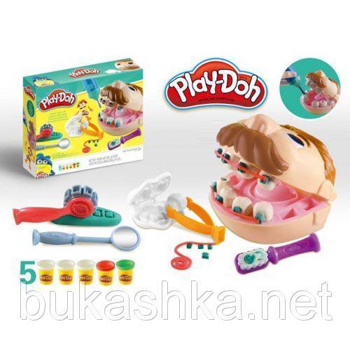 "Пластилиновый набор ""Play Doh: стоматолог"""