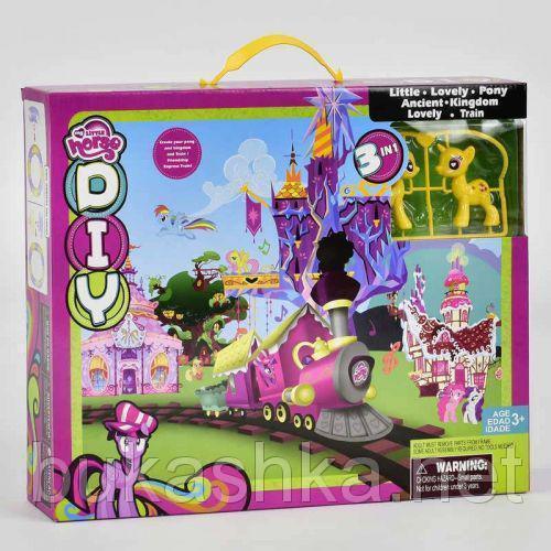 """Игровой набор """"Замок пони"""""""
