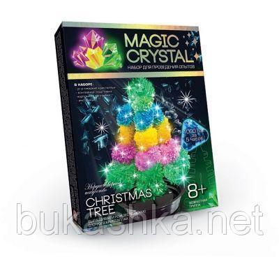 """Набор для проведения опытов """"MAGIC CRYSTAL"""" Рождественская ёлочка"""