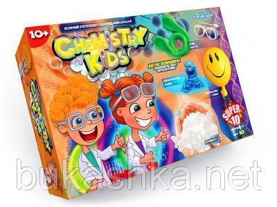 """Большой набор для опытов """"Chemistry Kids"""" (укр)"""