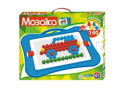 Мозаика (140 элементов)