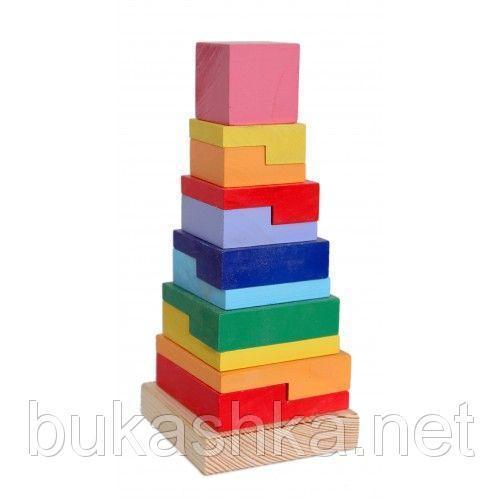 """Пирамида """"Квадрат"""""""