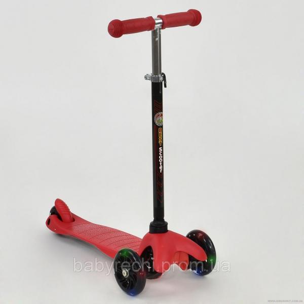 """Самокат А 24682 / 466-112 MINI """"Best Scooter"""" (8)"""