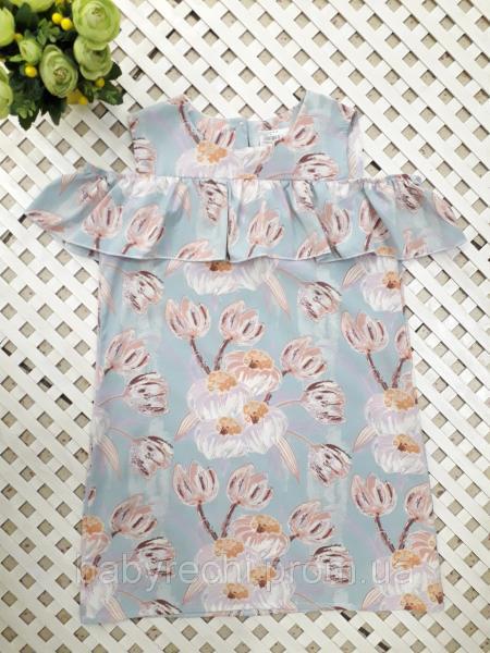 Платье для девочки на лето 128-146 см
