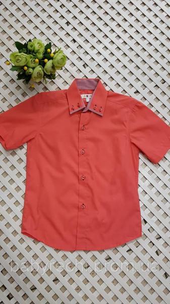Детская рубашка 92-116 см