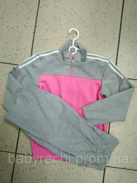 """Детский спортивный костюм""""Adidas"""" для девочки подростка XXL"""