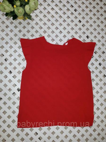 Детская футболка блузка на 6-10 лет