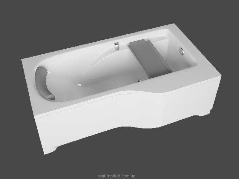 Ванна акриловая угловая Kolo коллекция Comfort Plus 170х75х41 R XWA1470000 с ручками