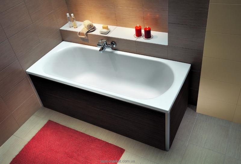 Ванна акриловая прямоугольная Kolo коллекция Opal Plus 160х70х42 XWP1360000