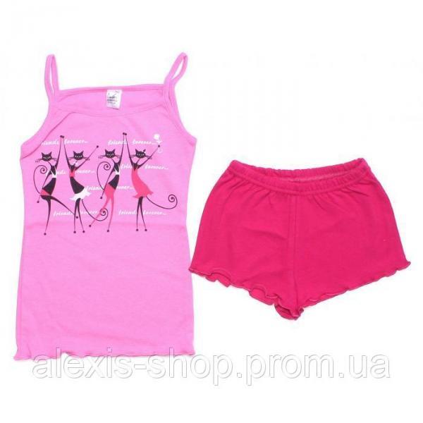 Комплект для девочек 2061-55-017-006 128 см
