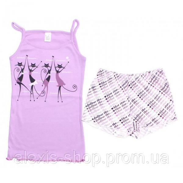 Комплект для девочек 2061-55-017-015 140 см