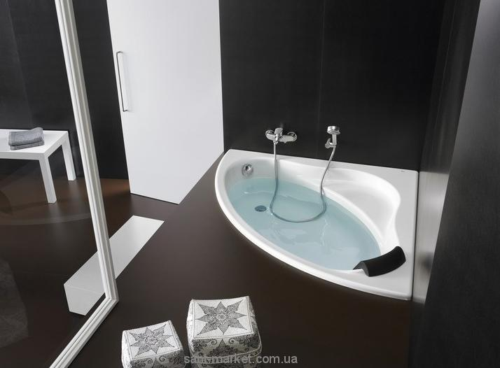 Ванна акриловая угловая Roca коллекция Bali-N 145x145х42 A247661000