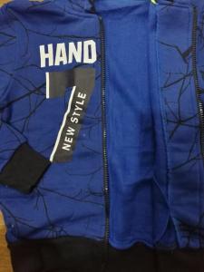 Фото Костюмы нарядные и спортивные МАЛЬЧИКАМ Спортивный костюм утепленный 4-12лет