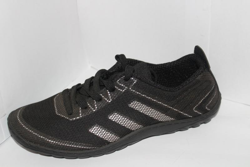 Мужские мокасины чёрного цвета на шнуровке со вставками на шнурке  с серыми полосками 40-45, черный с серыми полосками