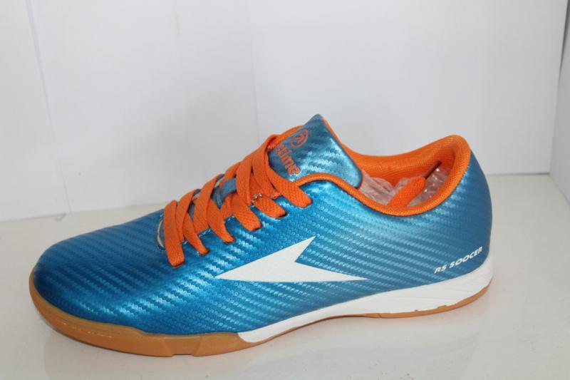 Футбольные кроссовки(копы) Restime футзалки на шнуровке для игры в футбол на шнурке