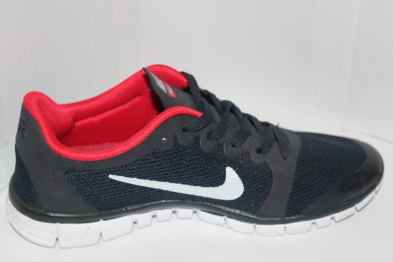 Фото Осень 2017 -Весна 2018 (мужские кроссовки на шнуровке) Мужские кроссовки Nike на шнуровке для повседневной носки на шнурке со вставками сетка