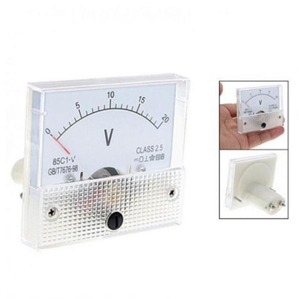 Вольтметр аналоговый 20 V