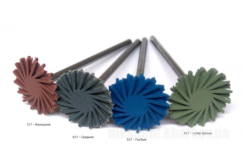 Фото Для зуботехнических лабораторий, АКСЕССУАРЫ, Полиры, щетки, диски EVE Flex Twist - (Эвефлекс твист) система полировки