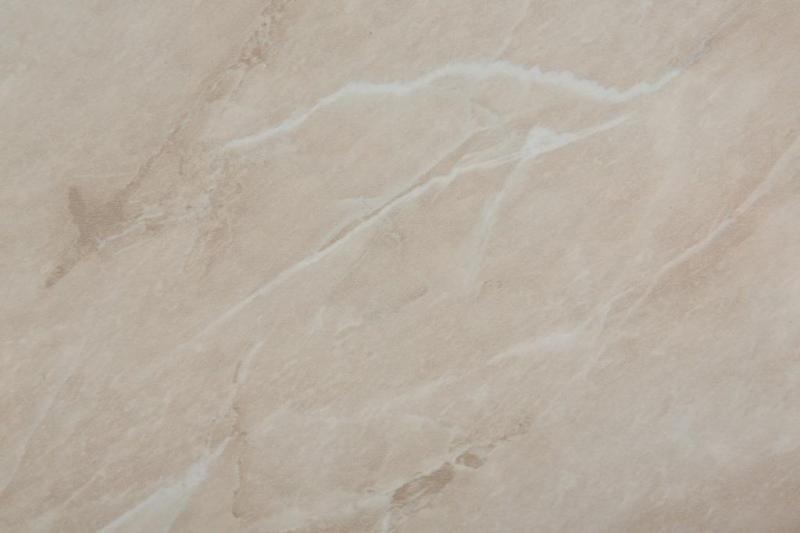 Фото   ТРОЯ - Столешница полотно 3000*600*26мм, Мрамор бежевый светлый (1кат)