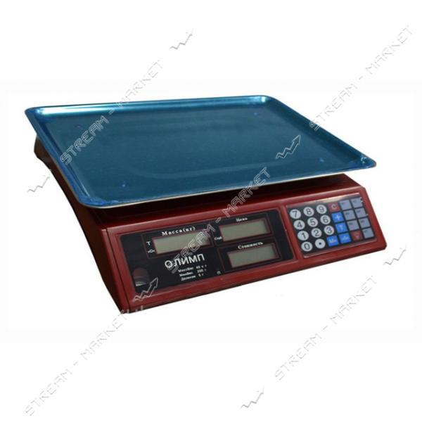 Торговые весы Олимп ACS-769 40кг