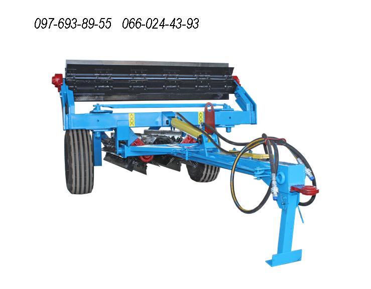 Каток – измельчитель  рубящий  КР-6П
