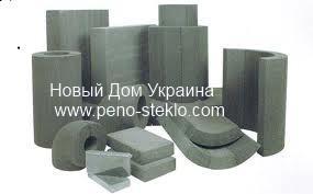 Утеплитель пеностекло (блоки и крошка)
