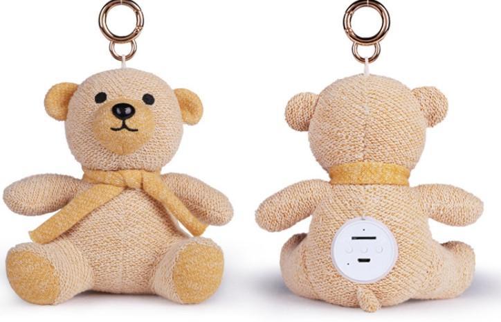 Колонка MOBEI Toy Bear Yellow
