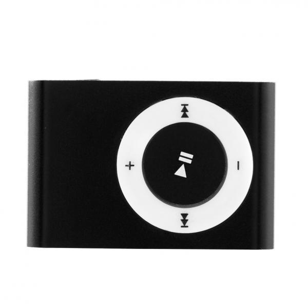 MP3 Player Metal Black