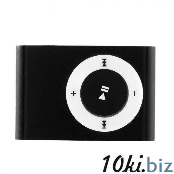 MP3 Player Metal Black - Портативная акустика в магазине Одессы