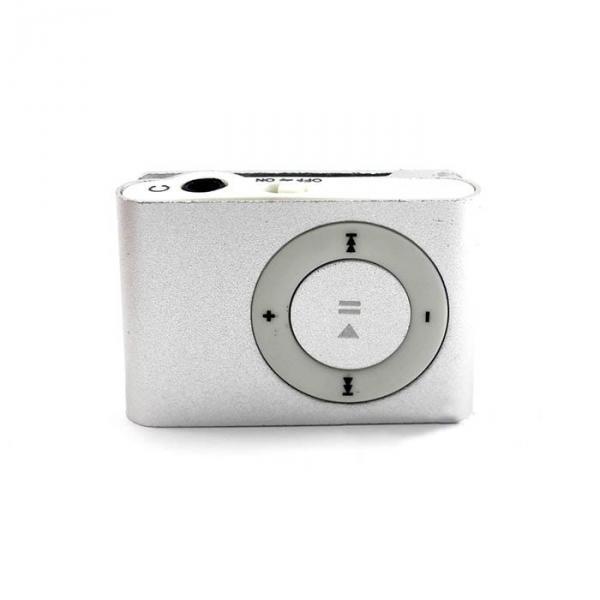 MP3 Player Metal Silver