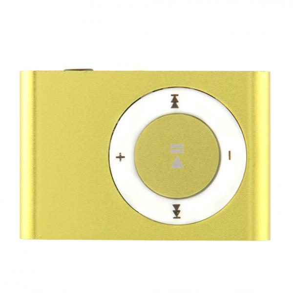 MP3 Player Metal Gold