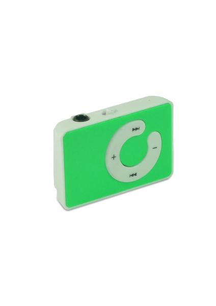 mp3 player plastics RS-M1020 green