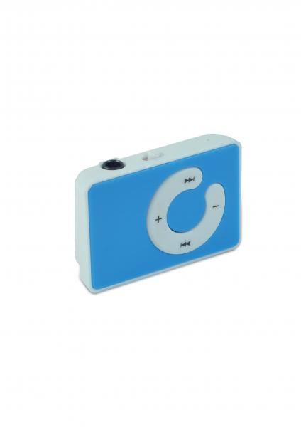 MP3 player plastics RS-M1020 blue