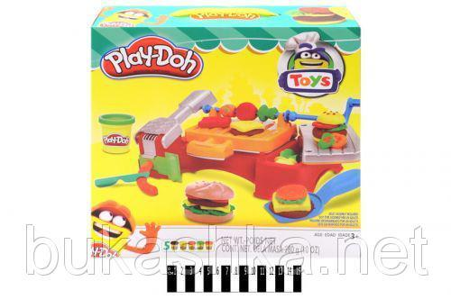 "Набор для лепки из пластилина ""Play-Doh: барбекю"""