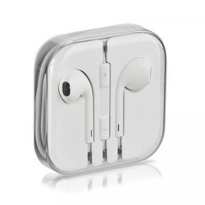 Наушники iPhone 5 Original Premium White