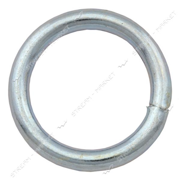 Кольцо сварное 8х43мм оцинкованное