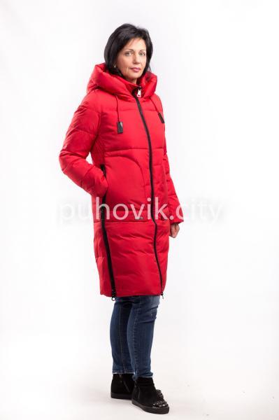Пуховик Snow owl 17A7380 XL, Красный