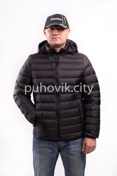 Мужская куртка Zerofrozen D0005 Черный, XXL
