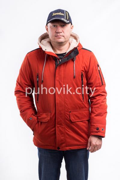 Мужская куртка Shark Force 17319 Красный, 56