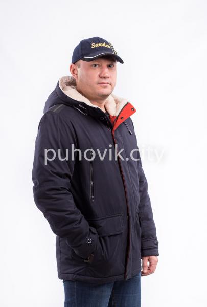 Мужская куртка Shark Force 17319 52, Синий