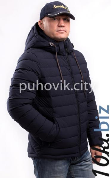 Мужская куртка Zerofrozen W 70017 L, Синий Пуховики мужские в Украине