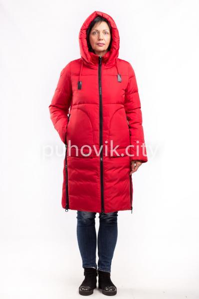 Пуховик Snow owl 17A7380 Красный, XL