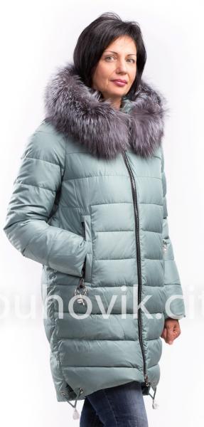 Пуховая куртка Hailuozi 17-61 S