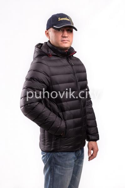 Мужская куртка Zerofrozen D0005 S, Черный