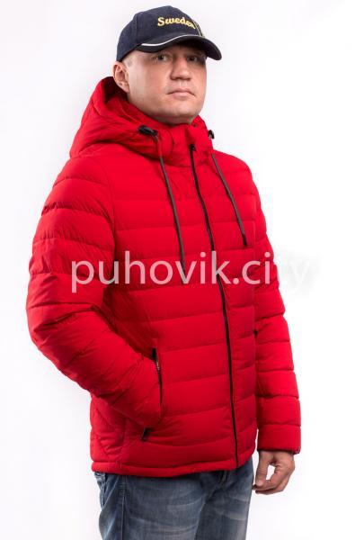 Мужская куртка Zerofrozen W 70017 S, Красный