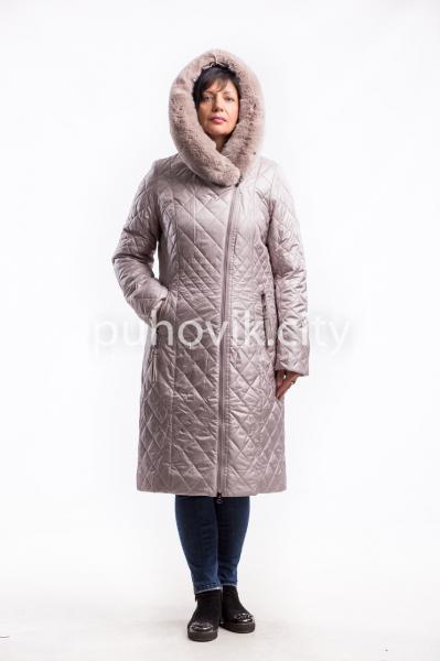 Зимнее пальто на верблюжьей шерсти Michelle 18079