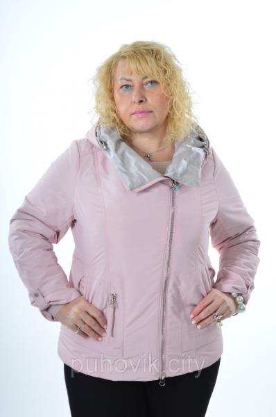Демисезонная куртка Mishele 303 - Большие размеры