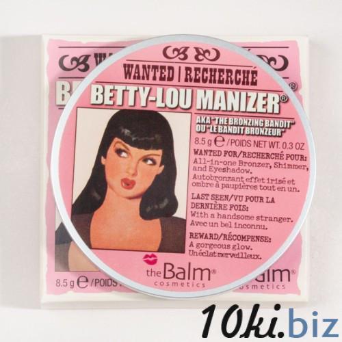 Хайлайтер The Balm Betty Lou-Manizer (Поштучно), цена фото купить в Киеве. Раздел Корректирующие и маскирующие средства для лица